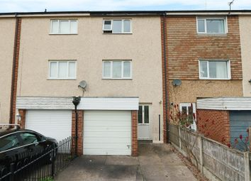 Thumbnail 4 bed town house for sale in Hodgkin Close, Clifton, Nottingham