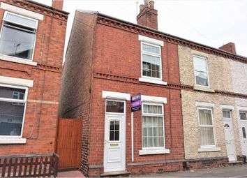 Thumbnail 2 bed end terrace house for sale in Russell Street, Long Eaton