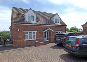 Thumbnail 3 bed detached house for sale in New Street, Donisthorpe, Swadlincote, Leicestershire