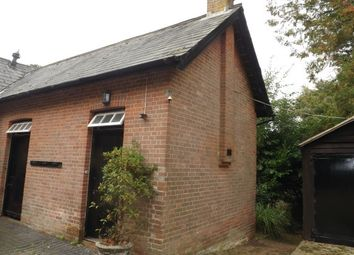 Thumbnail 1 bed flat to rent in Witherenden Hill, Burwash, Etchingham