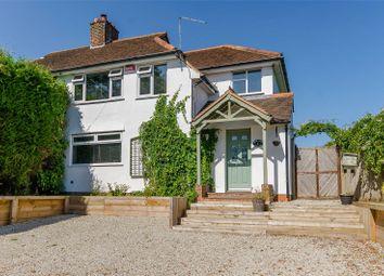 3 bed semi-detached house for sale in Brook Lane Cottages, Sellindge, Ashford TN25