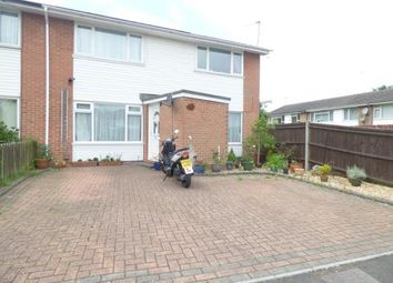Thumbnail 4 bed end terrace house for sale in Purcell Close, Waterlooville
