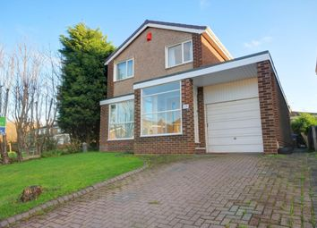 Thumbnail 3 bed detached house for sale in Wensley Close, Ouston, Chester Le Street