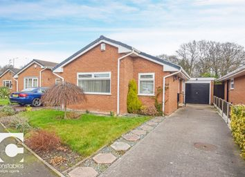 Thumbnail 2 bed detached bungalow for sale in Dereham Avenue, Upton, Wirral, Merseyside