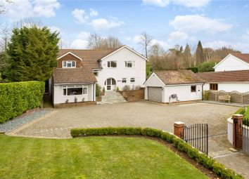 Thumbnail 5 bed detached house for sale in Waterhouse Lane, Kingswood, Surrey