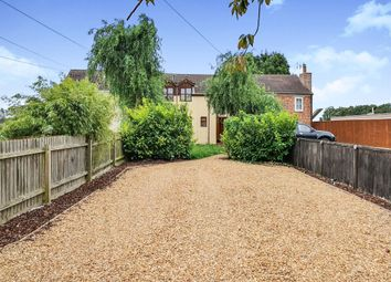 Thumbnail 2 bedroom terraced house for sale in Sandbank, Wisbech St. Mary, Wisbech