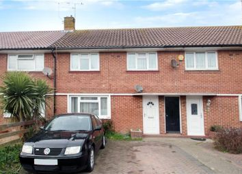 Thumbnail 3 bed terraced house for sale in Manning Road, Wick, Littlehampton