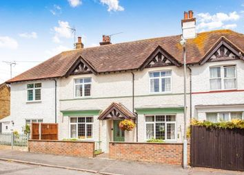 Thumbnail 4 bed terraced house for sale in Valley Road, River, Dover, Kent