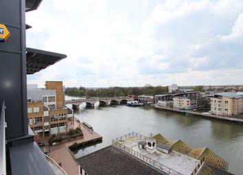 Thumbnail 1 bedroom flat to rent in Water Lane, Kingston Upon Thames