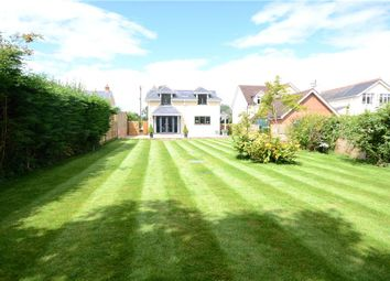 Thumbnail 4 bedroom detached house for sale in Chalkhouse Green, Reading, Berkshire