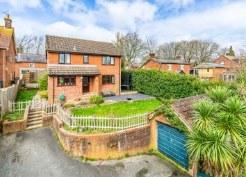 Thumbnail 4 bed detached house for sale in Bennett Close, Redlynch, Salisbury