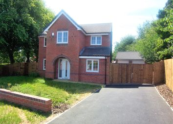 Thumbnail 4 bed detached house to rent in Hermitage Lane, Mansfield