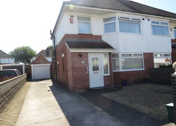 3 bed semi-detached house for sale in Oakfield Road, Barry CF62