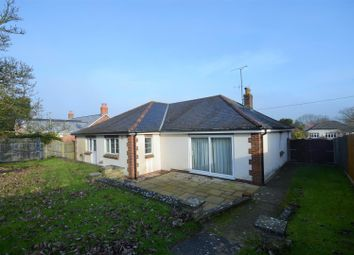 Thumbnail 4 bed detached bungalow for sale in Wonston, Hazelbury Bryan, Sturminster Newton