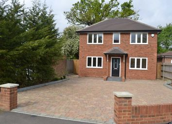 Thumbnail 4 bed detached house for sale in Sutcliffe Close, Bushey