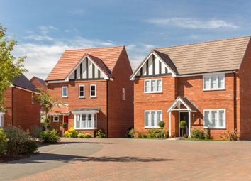 "Thumbnail 4 bedroom detached house for sale in ""The Astley"" at Deardon Way, Shinfield, Reading"
