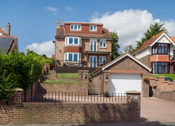 Thumbnail 5 bed detached house for sale in Down End Road, Drayton, Portsmouth