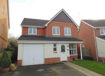 Thumbnail 4 bedroom detached house for sale in Oceana Crescent, Beggarwood, Basingstoke
