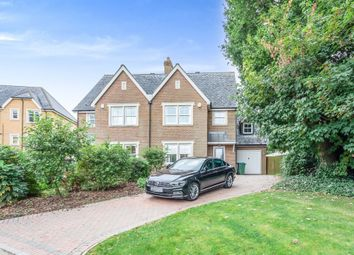 Thumbnail 4 bed semi-detached house for sale in Waglands Garden, Buckingham