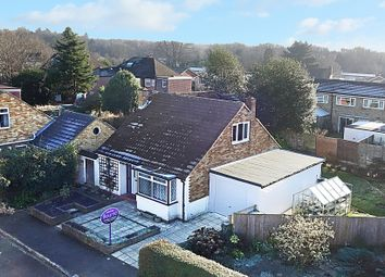 Thumbnail 4 bed detached bungalow for sale in Ashley Road, St. Johns, Woking