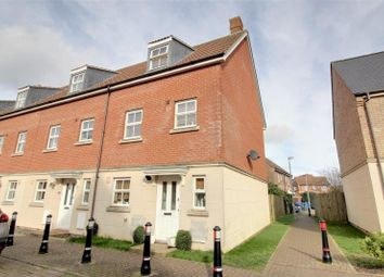 Thumbnail 3 bed town house to rent in Childers Court, Ipswich