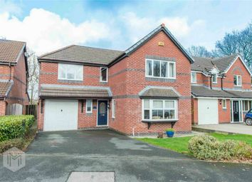 Thumbnail 4 bed detached house for sale in The Bowers, Chorley, Lancashire
