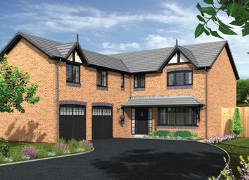 Thumbnail 5 bed detached house for sale in Daneside Park Forge Lane, Congleton
