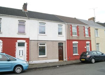 Thumbnail 4 bed terraced house for sale in Sandfields Road, Aberavon, Port Talbot