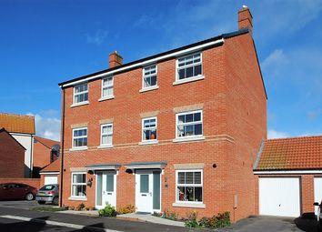 Thumbnail 4 bed semi-detached house for sale in Bonita Drive, Wembdon