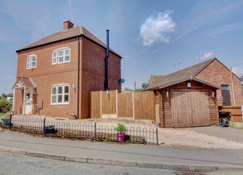 Thumbnail 3 bedroom detached house for sale in Potters Croft, Main Street, Clifton Campville, Tamworth