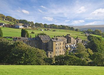 Thumbnail 2 bed terraced house for sale in Co-Operative Buildings, Pecket Well, Hebden Bridge
