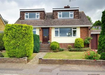 Thumbnail 4 bed detached house for sale in Heyshott Close, Lancing
