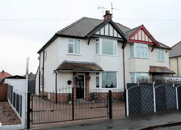 Thumbnail 3 bed semi-detached house for sale in Cornmeadow Lane, Claines, Worcester