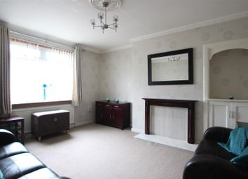 Thumbnail 1 bed flat for sale in Fallside Avenue, Uddingston, Glasgow