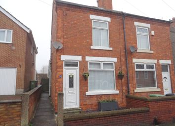 Thumbnail 2 bed semi-detached house for sale in South Street, South Normanton, Alfreton
