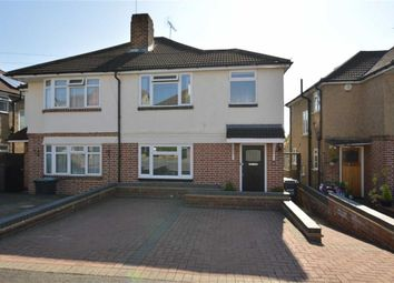 Thumbnail 3 bed semi-detached house for sale in Oakleigh Drive, Croxley Green, Rickmansworth Hertfordshire
