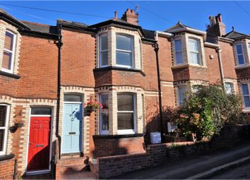 Thumbnail 3 bed terraced house for sale in Elton Road, Exeter
