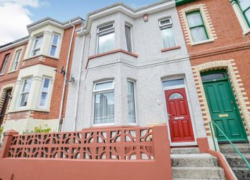 3 bed terraced house for sale in Kinross Avenue, Plymouth PL4