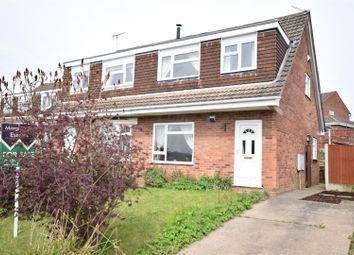 Thumbnail 3 bed semi-detached house for sale in Newstead Road South, Ilkeston