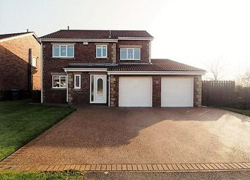 Thumbnail 4 bedroom detached house for sale in Pilots Way, Victoria Dock, Hull