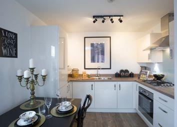 "Thumbnail 2 bed flat for sale in ""Hudson"" at Fen Street, Wavendon, Milton Keynes"