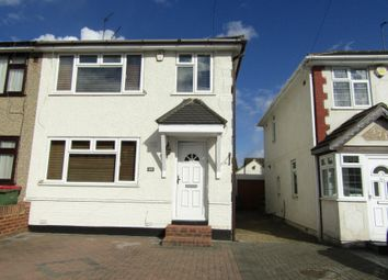 Thumbnail 3 bed end terrace house for sale in Lancaster Drive, Hornchurch