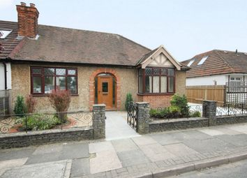 Thumbnail 3 bed detached bungalow to rent in Lowfield Road, London