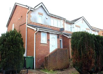 Thumbnail 3 bed semi-detached house for sale in Duncombe Road, Bolton