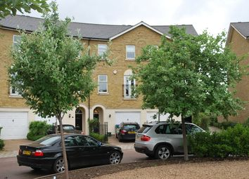 Thumbnail 4 bedroom town house to rent in Williams Grove, Surbiton