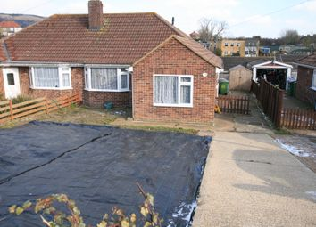 Thumbnail 3 bed bungalow to rent in Park Farm Road, Folkstone
