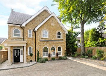 Thumbnail 5 bed detached house for sale in Hever Place, East Molesey, Surrey