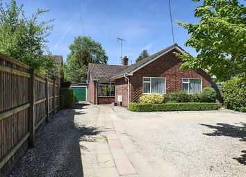 Thumbnail 2 bed detached bungalow for sale in Thame Road, Warborough, Wallingford