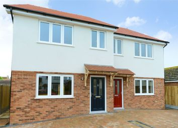 Thumbnail 3 bed semi-detached house for sale in St Georges Avenue, Herne Bay, Kent