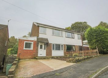 Thumbnail 3 bed semi-detached house to rent in Hilltop Drive, Ewood Bridge, Haslingden Rossendale